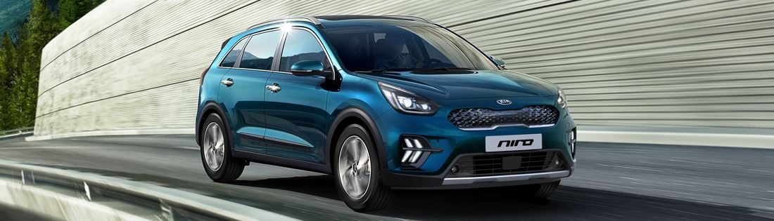 New Kia Niro Self-Charging Hybrid
