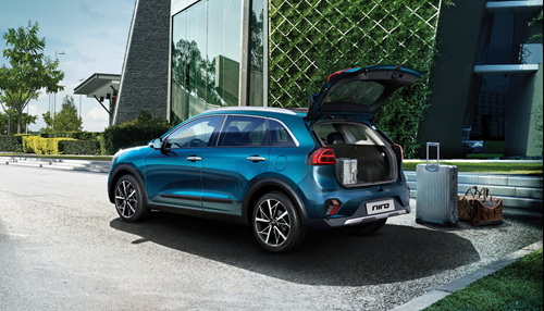 Niro Self-Charging Hybrid From £199.00