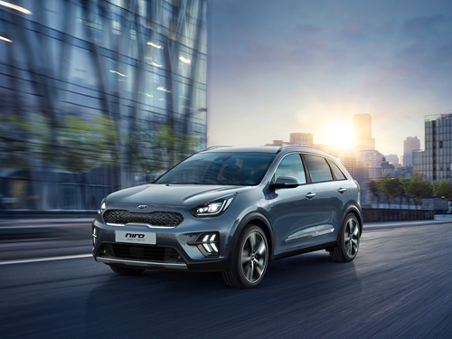 Niro Plug In Hybrid From £269